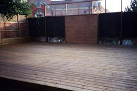 Decking Kilburn