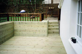 Decking Hampstead