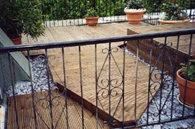 Decking West Hampstead