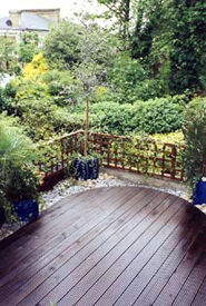Decking Holland Park