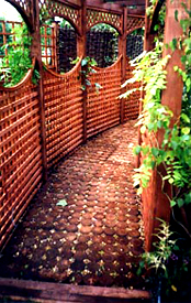Hendon Fencing and Trellis