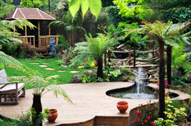 West Sussex Garden Designers