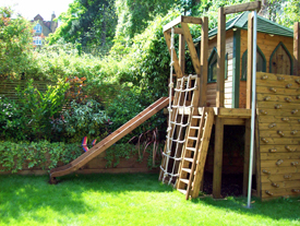 East Finchley Play Houses
