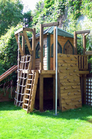 planning a tree house