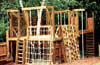 School Playground Tree Houses