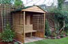 St Johns Wood Garden Shed