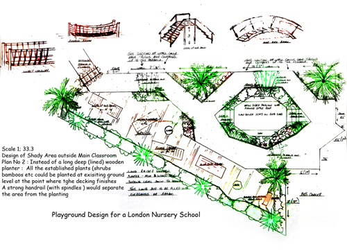 School Playground Designs